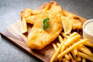 Good Friday Fish & Chips