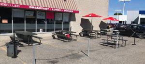 daily grill patio